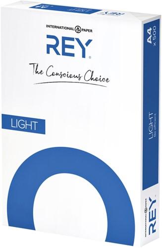 Kopieerpapier Rey Office Light A4 75gr wit 500vel