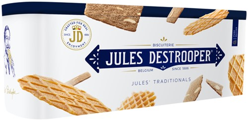 Koekjes Jules Destrooper traditionals blik 300gr