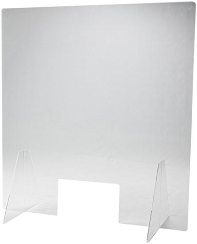 Baliescherm Quantore 75x80cm transparant