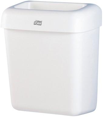 Afvalbak Tork B2 226100 20liter wit