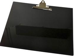 Klembord LPC A3 dwars met Kopklem zwart