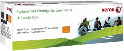 Tonercartridge Xerox 006R03254 HP CF382A 312A geel
