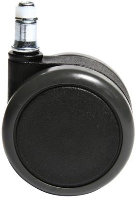 Bureaustoelwiel Topstar zacht 11mm 5stuks