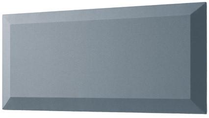 Wandtegel Sigel akoestiek 800x400x42mm donkergrijs set à 2 stuks