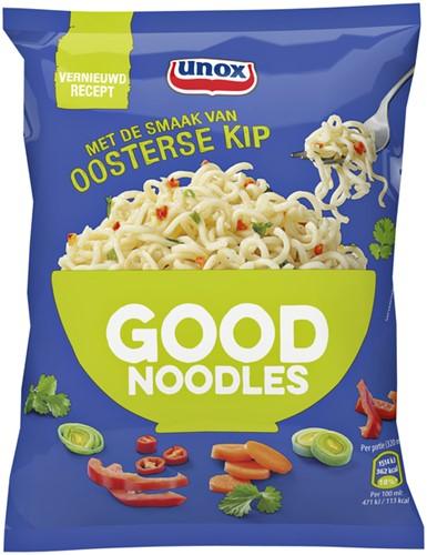 Unox Good Noodles oosterse kip 11 zakjes