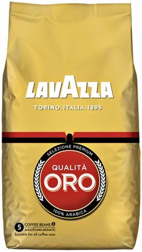 Koffie Lavazza bonen Qualita Oro 1000gr