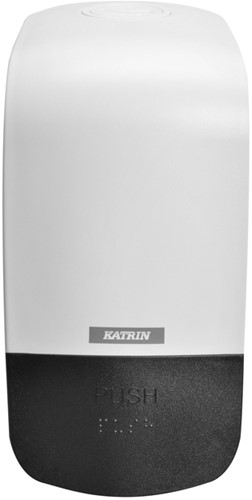 Dispenser Katrin 90205 zeepdispenser 500ml wit