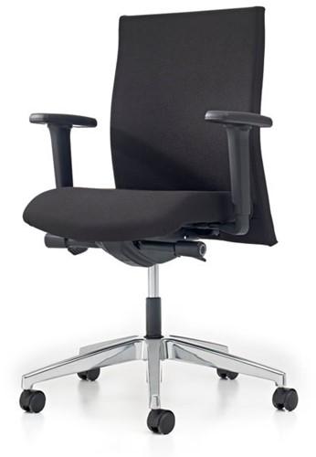 Prosedia Bureaustoel Se7en 3464 Rugleuning rondom gestoffeerd