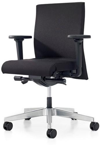 Prosedia Bureaustoel Se7en Flex 3498 Rugleuning rondom gestoffeerd
