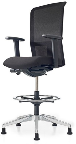 Prosedia Se7en Net Counter v.v. glijders en voetenring VE3462CG