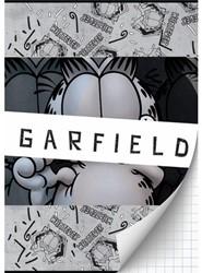 Schrift Garfield boys (A4) ruit