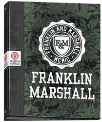 Ringband Franklin & Marshall boys 23-rings groen