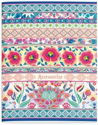 Schrift Accessorize Fashion (A5) lijn 3-pak