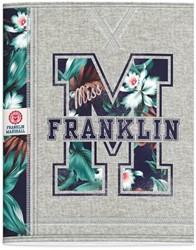 Schrift Franklin en Marshall girls (A5) lijn 3-pak