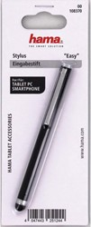 Stylus pen Hama Easy zwart