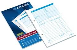 Bestelformulier Atlanta A5415-051 A5 50X2vel zelfkopierend