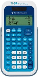 Rekenmachine TI-34 multiview teacherpack