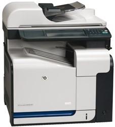 Multifunctional HP LaserJet CM3530FS