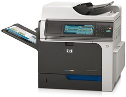 Multifunctional HP LaserJet CM4540