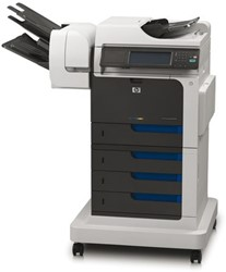 Multifunctional HP LaserJet CM4540F