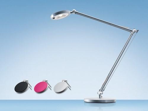 Bureaulamp Hansa ledlamp 4you aluminium-1
