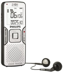 DIGITAL VOICE RECORDER PHILIPS LFH 865 1 STUK