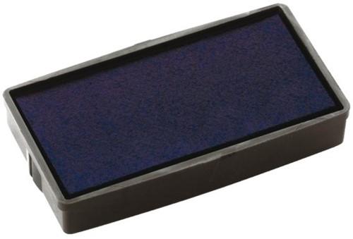 Stempelkussen Colop 6E/200 blauw-2