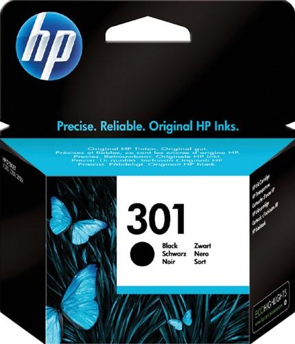 Inktcartridge HP CH561EE 301 zwart