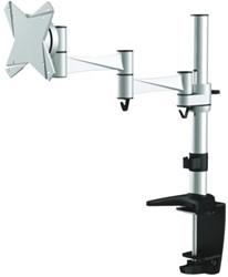 LCD BUREAUSTEUN NEWSTAR D1330 ZILVER 1 STUK
