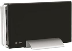 "HDD ICIDU 3.5"" SATA INTERNAL USB 2.0 EXTERN 1 STUK"