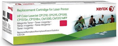 Tonercartridge Xerox 003R99788 HP CB543A 125A rood
