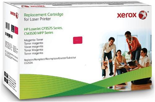 Tonercartridge Xerox 106R01586 HP CE253A 504A rood