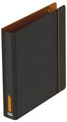 Ordner Elba for student A4 50mm PP oranje