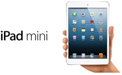 iPad Mini Apple 32GB wifi + cellular wit