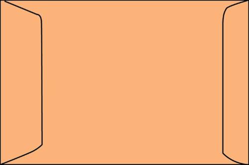 Envelop akte 175x265mm zelfklevend 90gr bruin 250stuks-2
