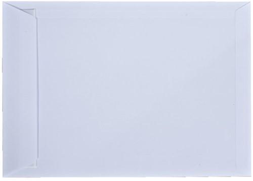 Envelop Hermes akte EB4 262x371mm zelfklevend wit 10stuks-3