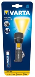 Zaklamp Varta Led day light mini met 1xAAA batterij