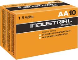 Batterij Industrial AA alkaline doos à 10 stuks