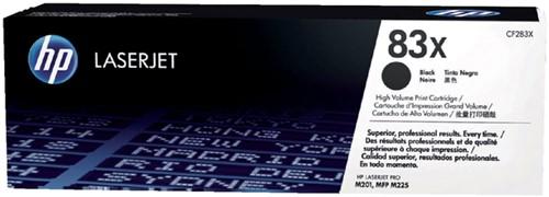 Tonercartridge HP CF283X 83X zwart HC
