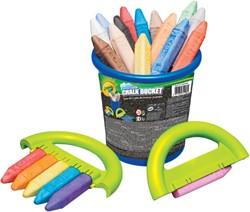 Stoepkrijt Crayola assorti 48 stuks