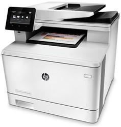 Multifunctional HP LaserJet pro M477FDN
