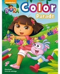 Kleurboek Deltas Dora color parade