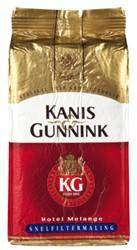 Koffie Kanis & Gunnink snelfiltermaling rood 1000gr