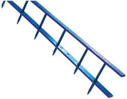 Velobindstrip Velobind S1 12-pins 25mm blauw