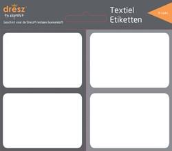 Schooletiket Dresz boys textiel