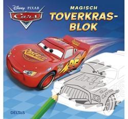 Toverkrasblok Deltas Disney Cars magisch