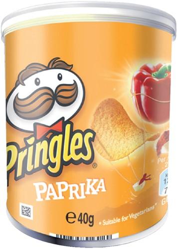 Chips pringles paprika 40gr