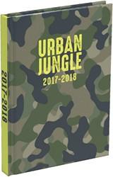 Schoolagenda 2017-2018 Urban Jungle Small NL