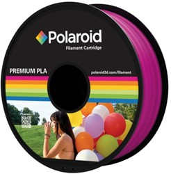 3D Filament Polaroid 1.75mm PLA 1kg magenta
