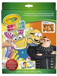 Kleurbox Crayola Color Wonder Despicable Me 3 Minions